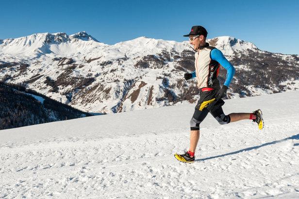 Rémi Loubet, quadruple vainqueur du Vars Mountain Trail (été) et ambassadeur du trail à Vars sera bien évidemment au départ du Winter Trail...