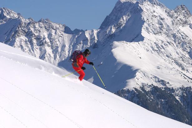 Firn und Sonne: Tipps zum Frühjahrsskifahren- ©Serfaus-Fiss-Ladis