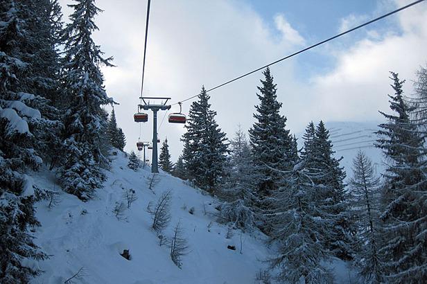 Skigebiet Axamer Lizum