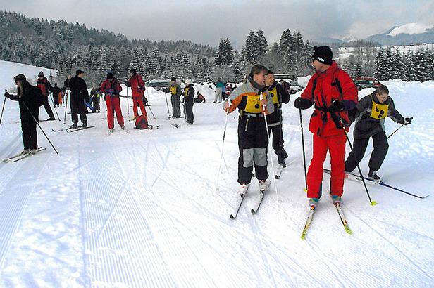 Skifreizeit für behinderte Kinder und Jugendliche: Einfach Mensch sein!- ©DSV aktiv