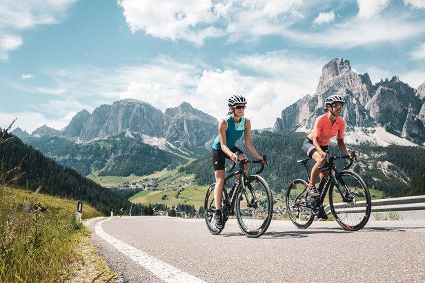 Estate 2021 - L'Alta Badia e il ciclismo in tutte le sue formePh Alex Moling