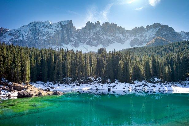 Karersee - Lago di Carezza  - © IDM Südtirol Clemens Zahn
