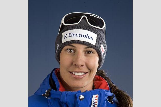 Portrait - Dominique Gisin (SUI) ©Swiss-Ski