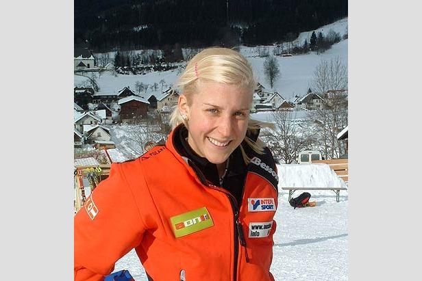 Eva-Maria Brem holt ÖSV Slalom-Titel - Hölzl auf Rang zwei- ©Krapfenbauer/XnX