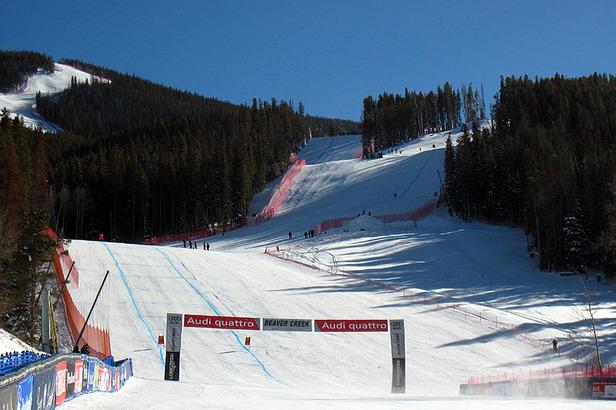 Beaver Creek und Vail treten an- ©Doug Haney U.S. Ski Team