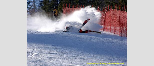 Video der Woche: Crashs beim Wintersport- ©M. Haug/www.foto-film.com