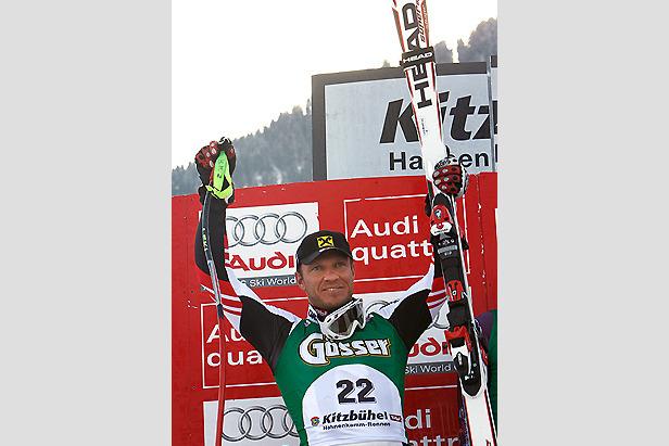 Ski-Star Maier sehnt sich nach Sommer ©Head