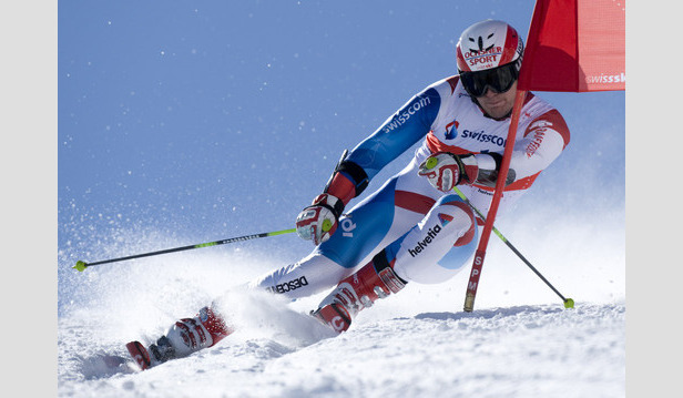 Interview mit Daniel Albrecht ©Swiss-Ski