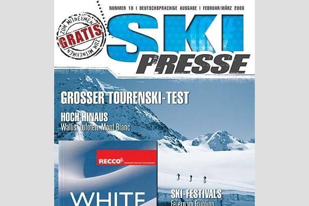 SkiPresse No.10 - ein elementar genialer Winterausklang- ©Skipresse