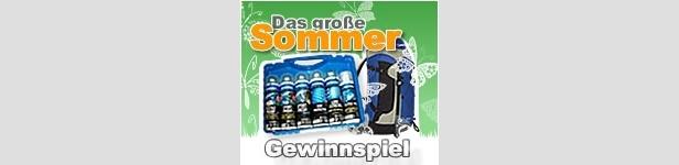 Sommergewinnspiel: Drei Gewinner erhalten Nestmann-Produkte- ©XNX GmbH