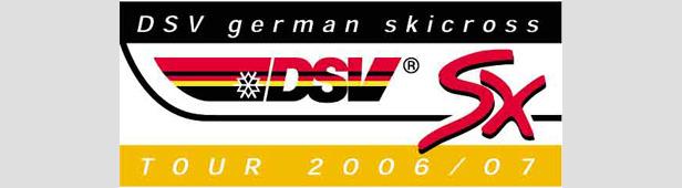 DSV German Skicross Tour- ©DSV