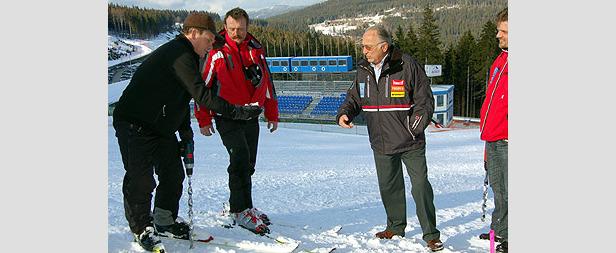 Damen-Weltcup am Arber ist gesichert- ©OK Arber-Zwiesel