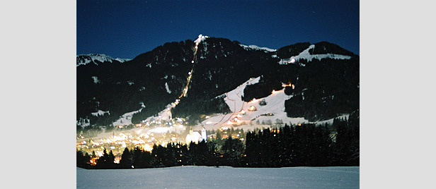 Der alpine Ski-Weltcup in Kitzbühel 2005 ©Kitzbüheler Ski Club