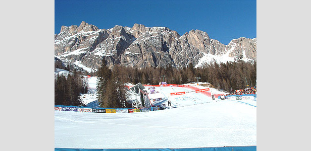 Damen-Weltcup in Cortina d'Ampezzo 2012 ©Martin Krapfenbauer