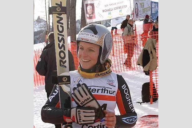 Maria Riesch ist in Levi nicht zu bremsen ©G. Löffelholz / XnX GmbH