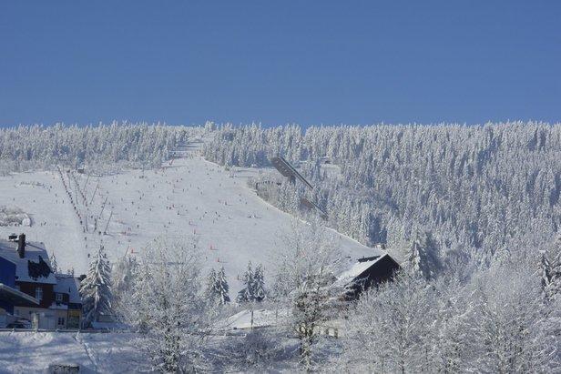 Fichtelberg Oberwiesenthal