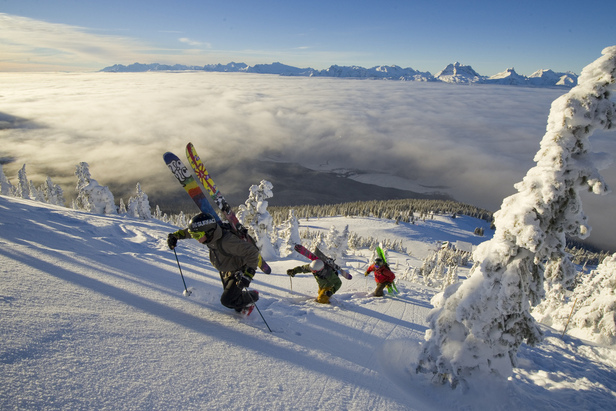 The Good Life: Reveling in Revelstoke's Vertical