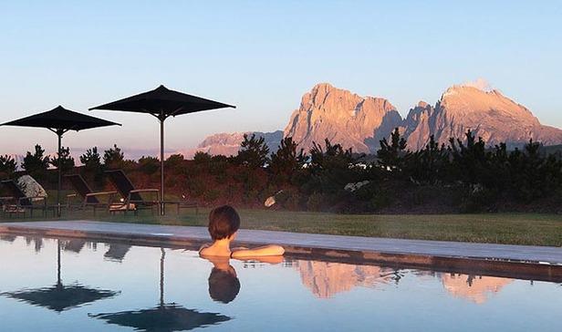 Top SPA HOTEL di montagna
