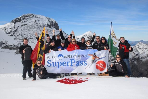 """Alpes Vaudoises et Gstaad lancent le """"SuperPass"""""""