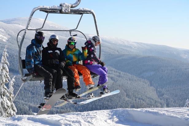 Impatients d'en découdre avec les premières descentes de ski de la saison...