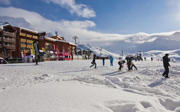 Comment tester une paire de skis ?- ©C.Cattin  - OT Val Thorens