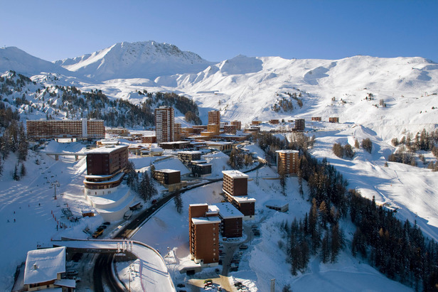 Car-free ski resorts: Greener, safer, quieter ©Elina Sirparanta