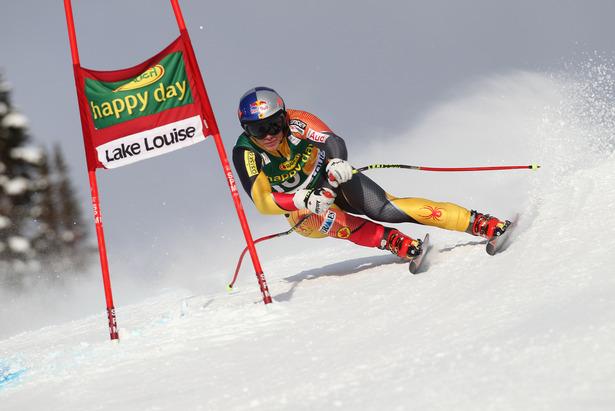 Erik Guay: Mit den Plätzen sechs und elf bester Kanadier beim Heim-Weltcup