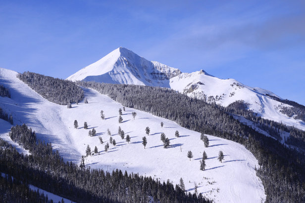 Big Sky Resort: Photo courtesy of Big Sky Resort.