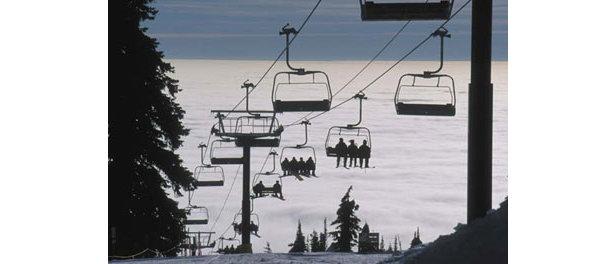 Skigebiete mit Supernamen: Die Resorts mit den witzigsten Namen ©Klaus Gretzmacher / Big White