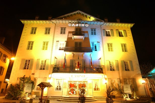 Casino in Chamonix Mont-Blanc  - © Office de toursime Chamonix