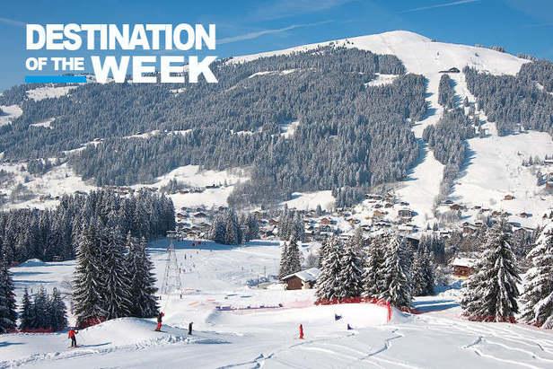 Destination of the week: Les Gets- ©D.Bouchet / OT Les Gets