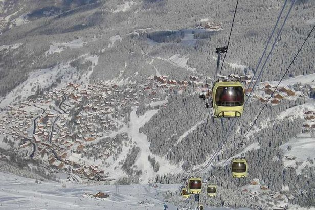 ski Brides les Bains