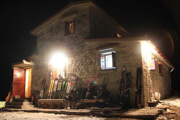 Nachtspektakel - Tour the Moon, Dynafit