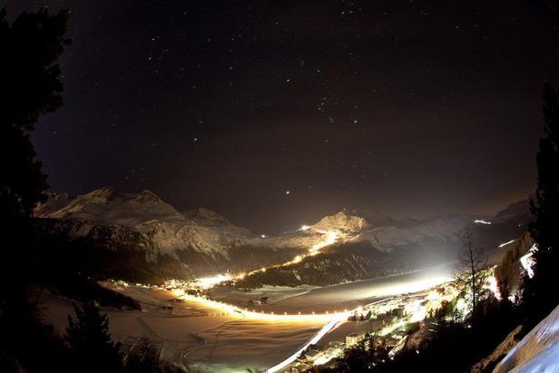 Fêter le Nouvel An en montagne