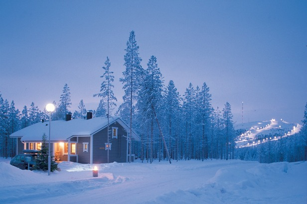 Cabin in Pyha, Lapland  - © Pyha ski resort