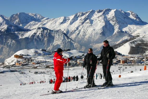 Stå på ski som en verdensmester- ©DDS