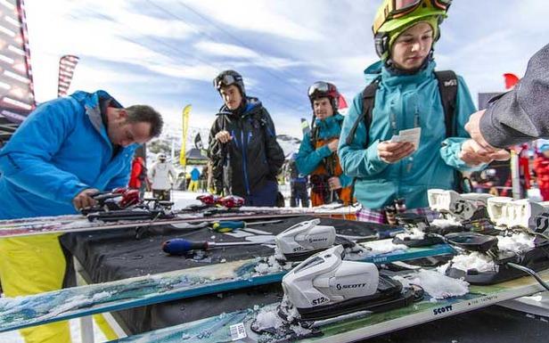 Le réglage des fixations de ski, un élément de sécurité à ne surtout pas pas négliger...