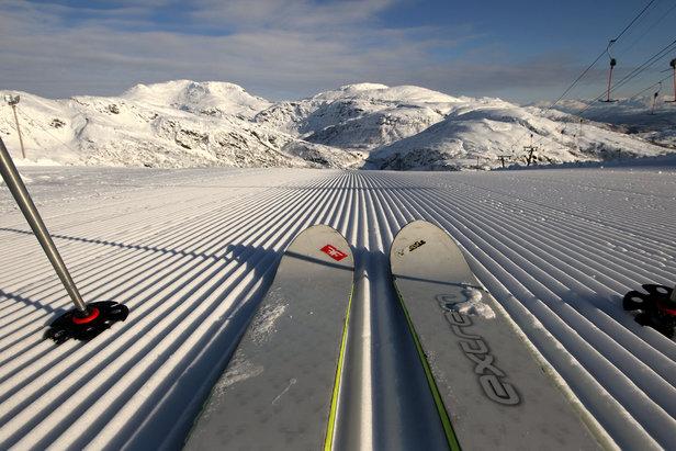 5e5a6333e9de Nezabudnite na servis lyží pred zimnou sezónou