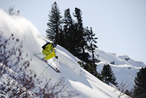 Tirol Snow Card – 91 ośrodków narciarskich, 4.000 km tras ©Andre Schönherr / Silvapark