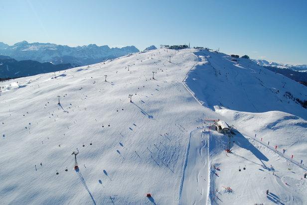 Dolomiti Superski: 12 lyžařských středisek, 1200 km lyžařské zábavy