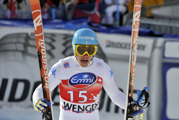 Christof Innerhofer, Wengen 2013