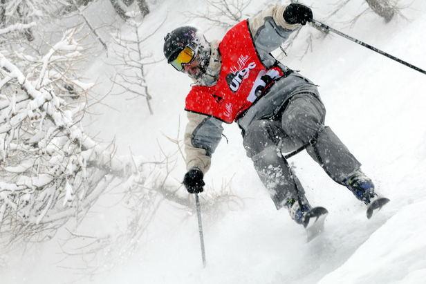 Val d'Allos Urge Enduro Ski