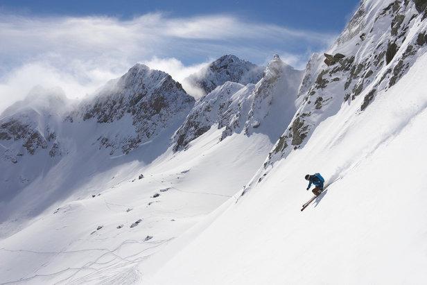 Největší rakouská lyžařská střediska: 1 - Ski Arlberg  St. Anton - Lech Zürs - Warth-Schröcken - ©LZTG