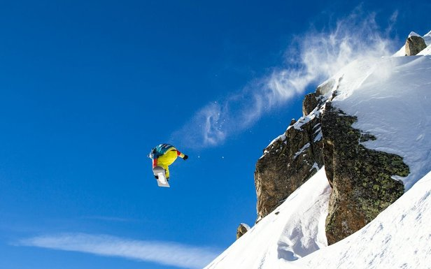 Freeride World Tour 2013 - Chamonix (FR)  - © Freeride World Tour