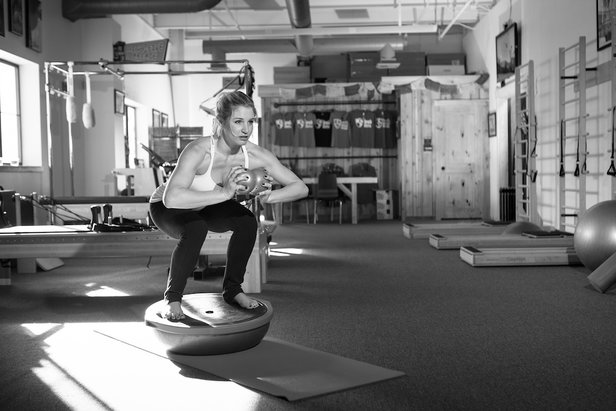 Ski Fitness: Workouts, Tips & Trends ©Weston Walker