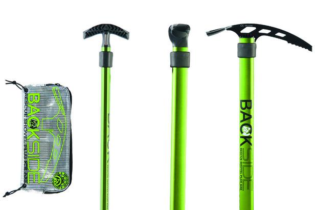 K2 Rescue Shovel Plus Ice Axe