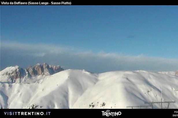 Pozza di Fassa - webcam 12.02.13