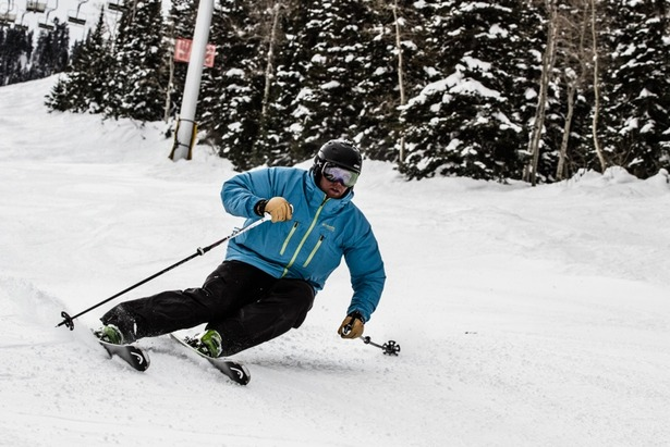 2013/2014 OnTheSnow Ski Test from Snowbird, UT- ©Liam Doran