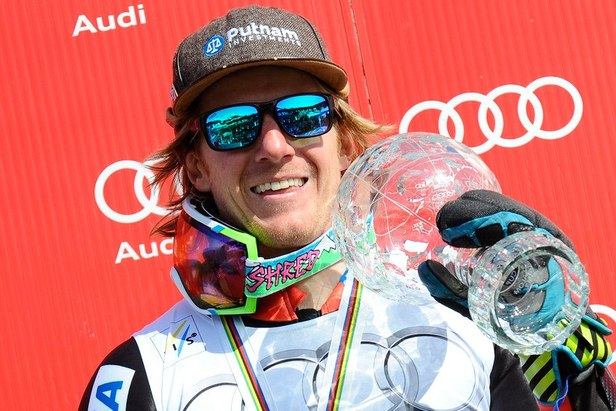 FIS Alpine World Cup Tour - Ted Ligety