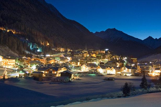 Ischgl: Vynikajúce après-ski, perfektné zjazdovky, úžasný freeride ©Eric Beallet